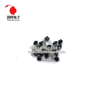 20pcs 2N7000 Mosfet TO92 Maza Signāla 200 mAmps 60 Volti N-Channel-92
